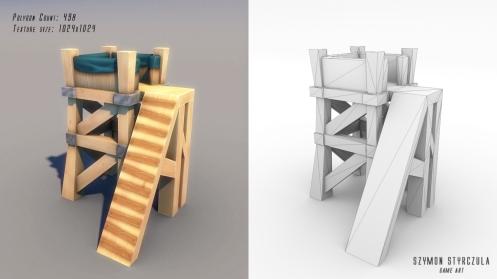 WoodenTower